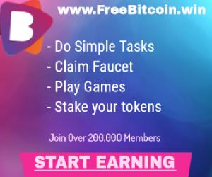 FreeBitCoinWin - Earn FREE Bit/Altcoins!